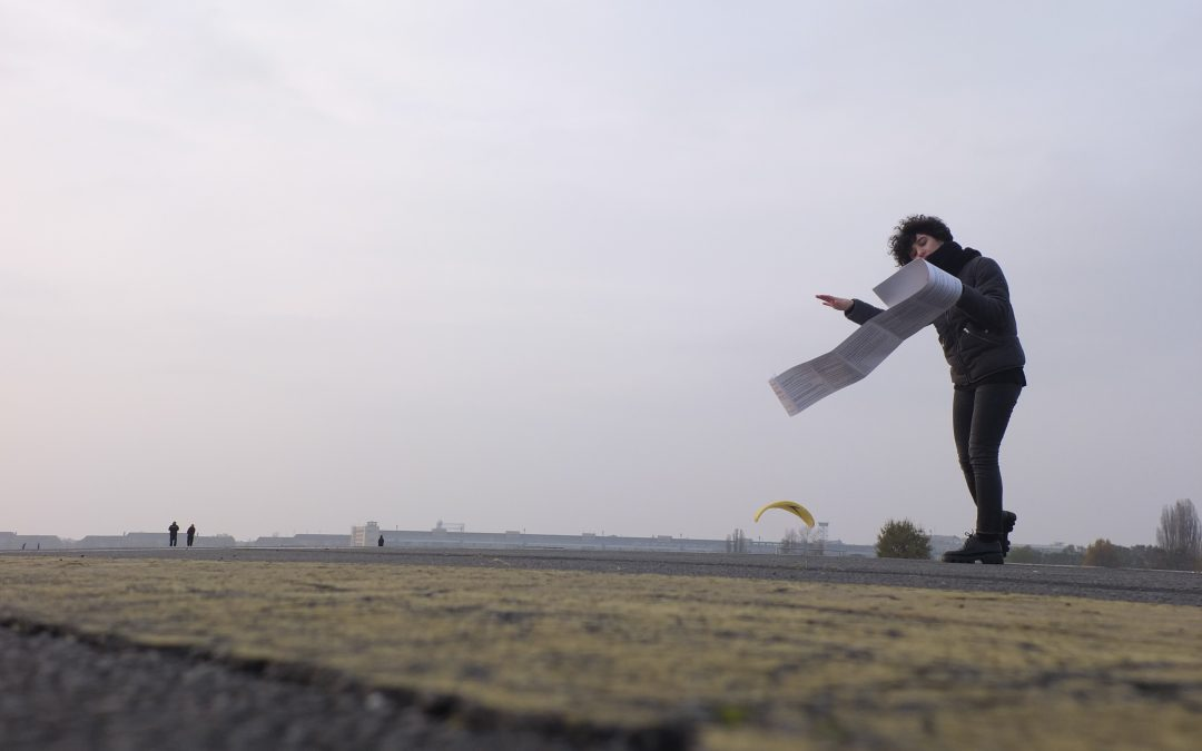 POETRY IN FLIGHT AT TEMPELHOFER FELD
