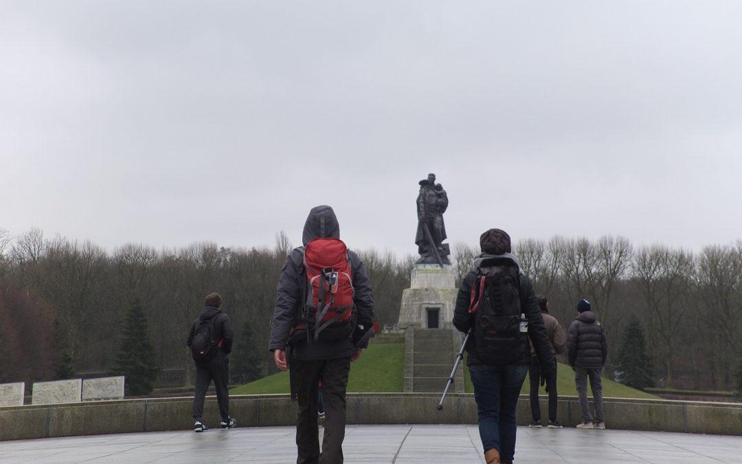 SOVIET WAR MEMORIALS, Berlin