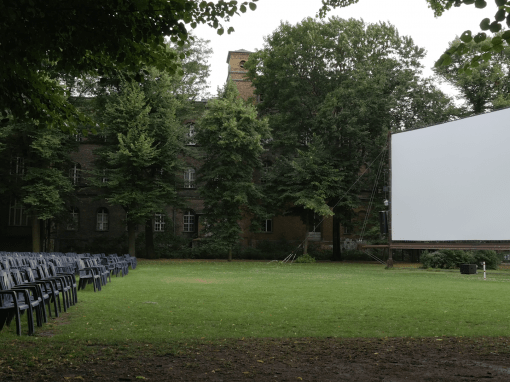 FREILUFTKINO | open air cinema