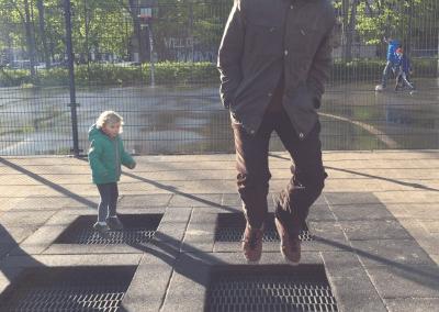 Trampoline: Annemirl Platz