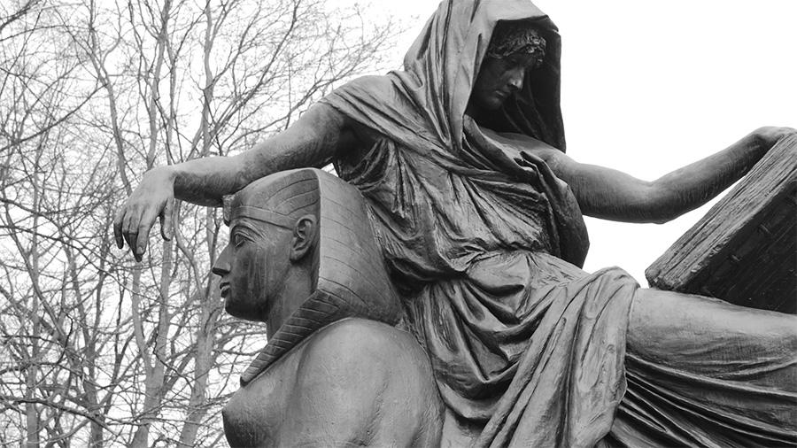 Bismark Monument Berlin