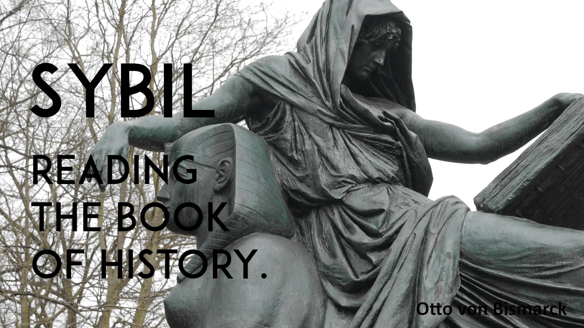 Sybil Berlin Bismark Monument