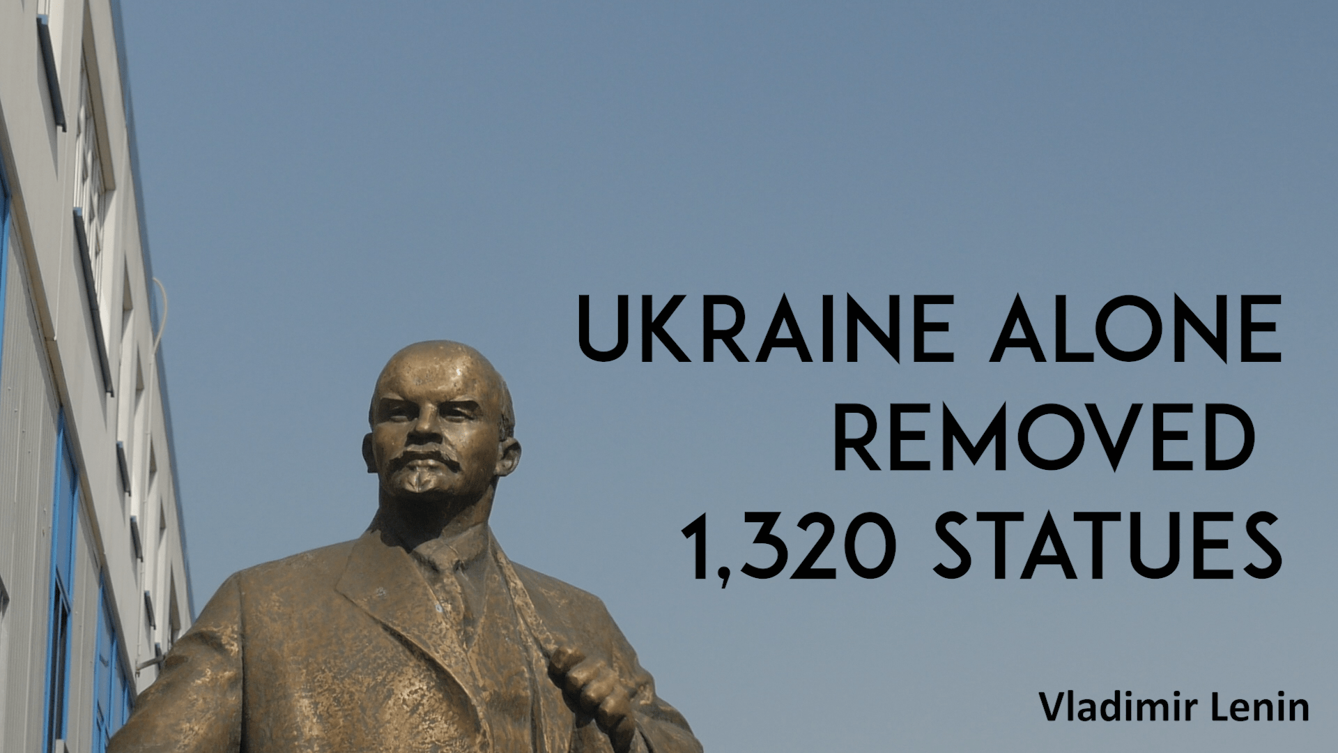 Lenin removed