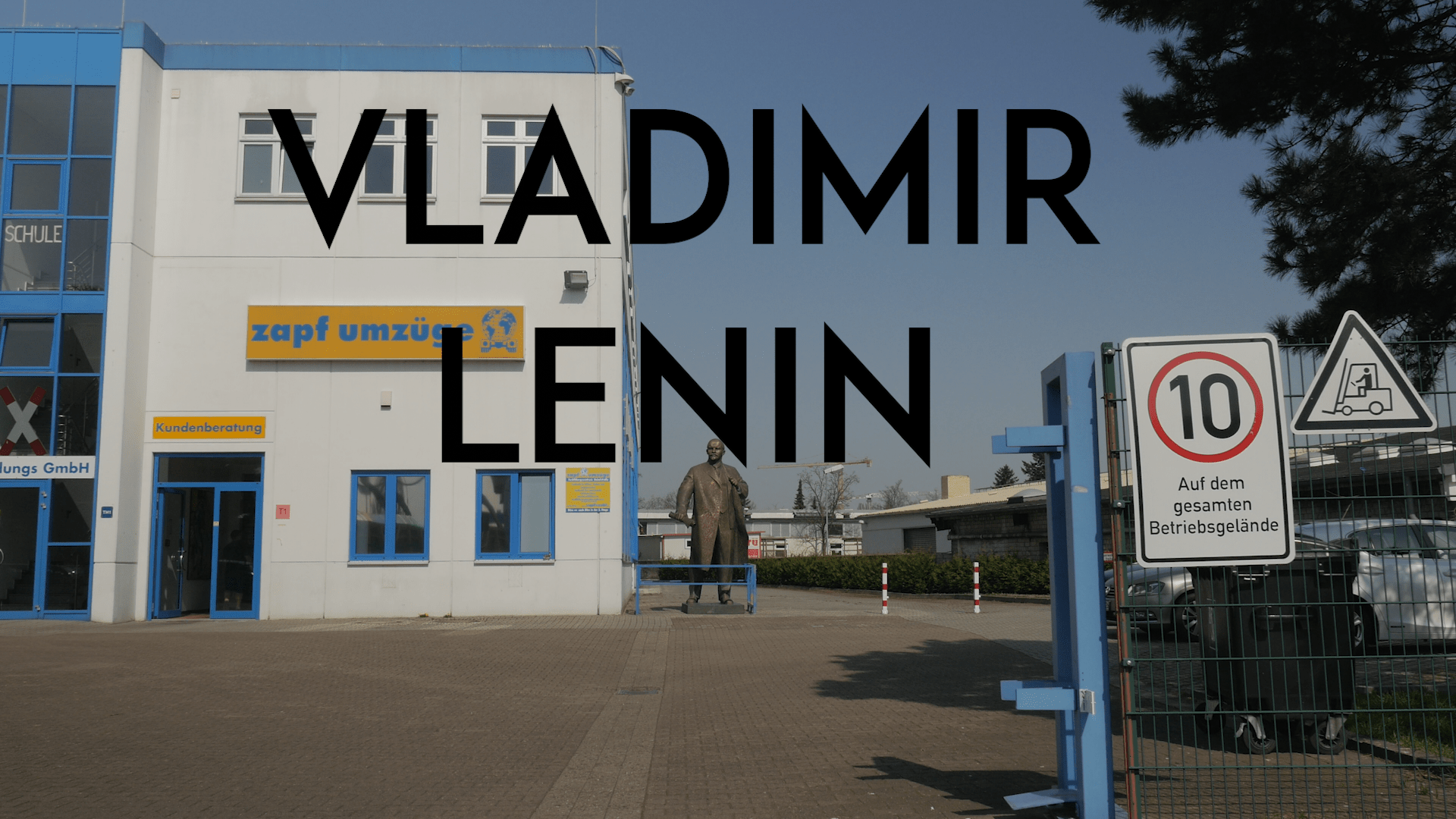 Lenin title