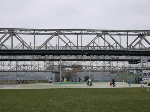 GLEISDREIECK | trampolines