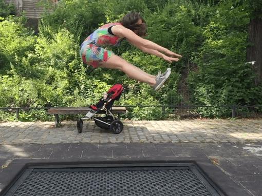 WASSERTURM | trampolines